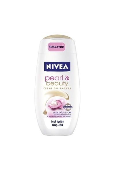 Nivea Pearl & Beauty İnci Işıltılı Duş Jeli