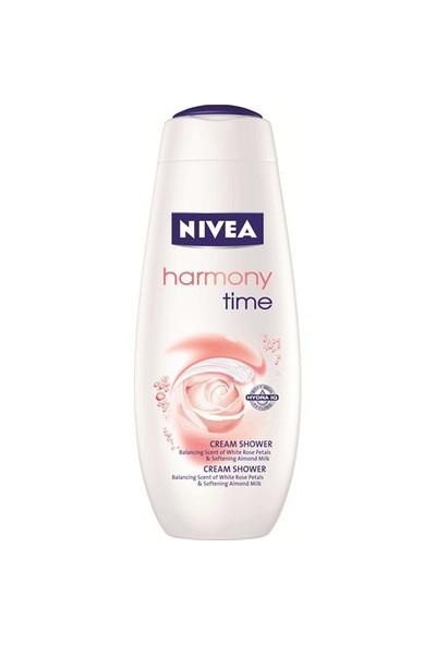 Nivea Harmony Time Beyaz Gül Duş Jeli