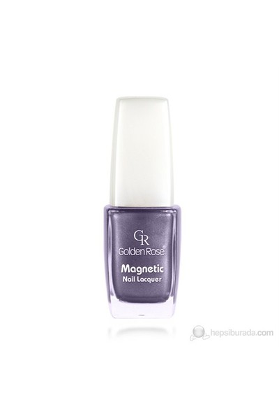 Golden Rose Magnetic Nail Lacquer No:3