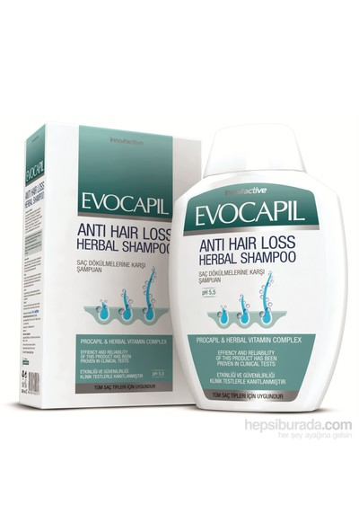 Evocapil Anti Hair Loss Şampuan 300 Ml