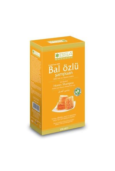 BSA Natural Bal Özlü Şampuan