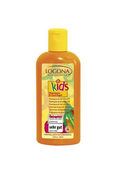 Logona Çocuklar İçin Şampuan ve Duş Jeli