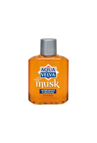 Aqua Velva Musk After Shave Cologne 103 Ml