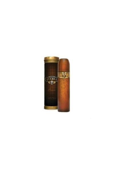 Cuba Brown Edt 100 Ml Erkek Parfümü