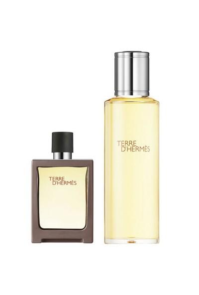 Hermes Terre D Hermes Edt 125 Ml Erkek Parfüm + 30 Ml Erkek Parfüm Set