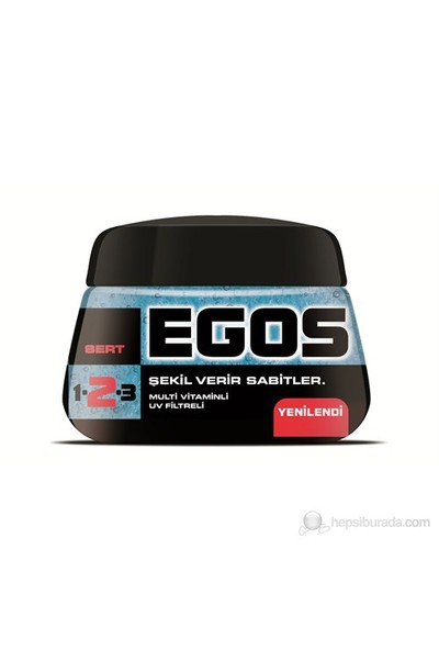 Egos Sert Saç Jölesi 750Ml