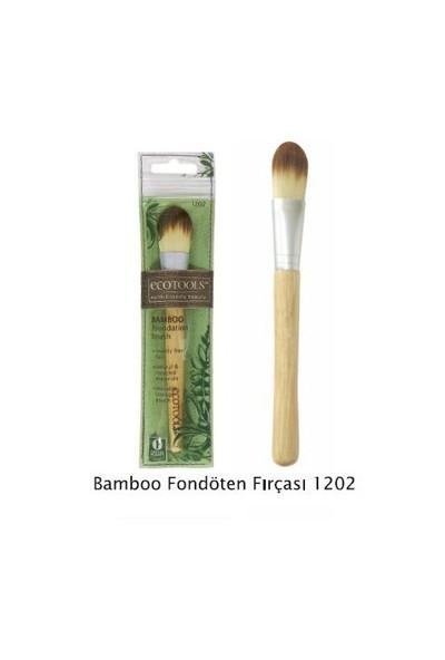 Ecotools Bamboo Fondöten Fırçası - 1202
