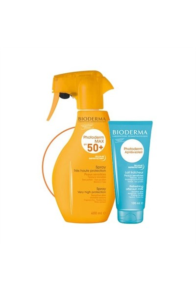 Bioderma Photoderm Max Spray 400Ml Spf50+ After Su