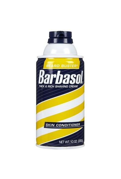 Barbasol Thick & Rich Shaving Cream Skin Conditioner