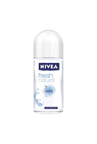 Nivea Fresh Natural Roll-On