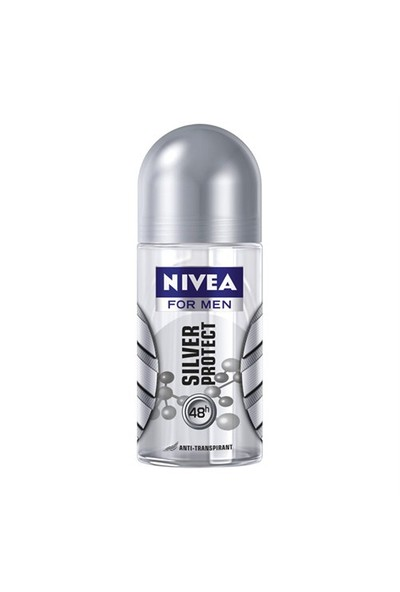 Nivea For Men Silver Protect Roll-On