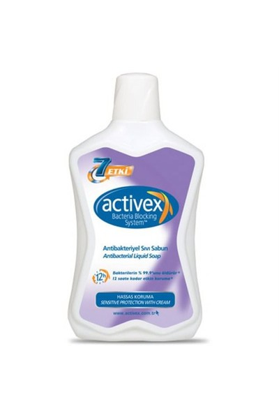 Activex Sıvı Sabun 700 Ml Hassas