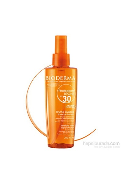 BIODERMA Photoderm Bronz Brume SPF30 200 ml