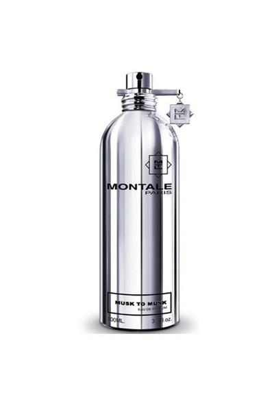 Montale Musk To Musk Edp 100Ml Erkek Parfüm