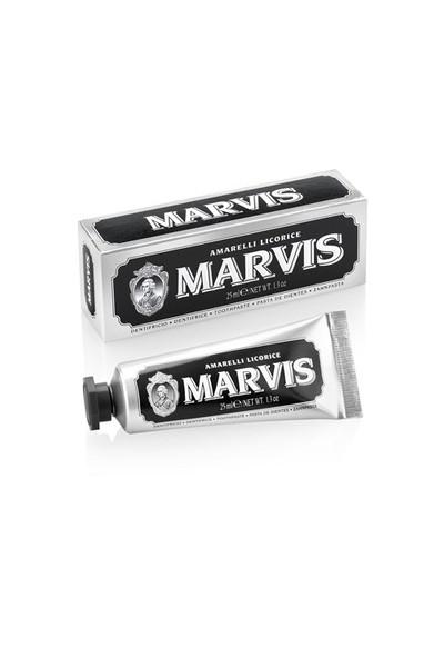 Marvis Amarelli Licorice Mint Diş Macunu