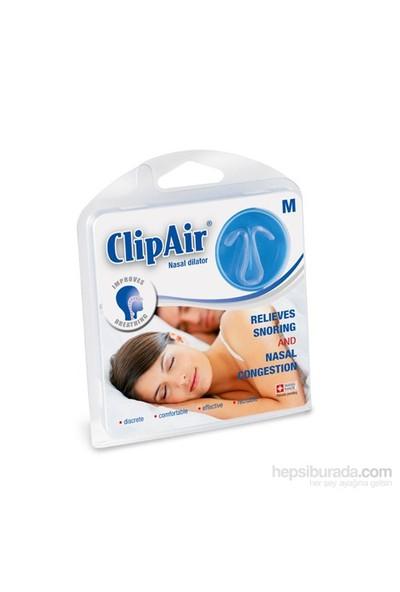 ClipAir -M- Horlama ve Burun Tıkanıklığı Önlemeye Yardımcı Aparat