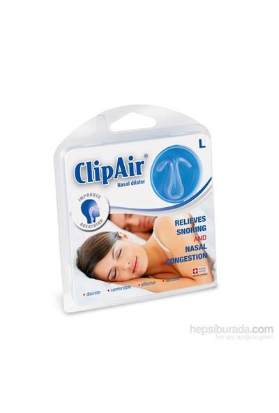 ClipAir -L- Horlama ve Burun Tıkanıklığı Önlemeye Yardımcı Aparat
