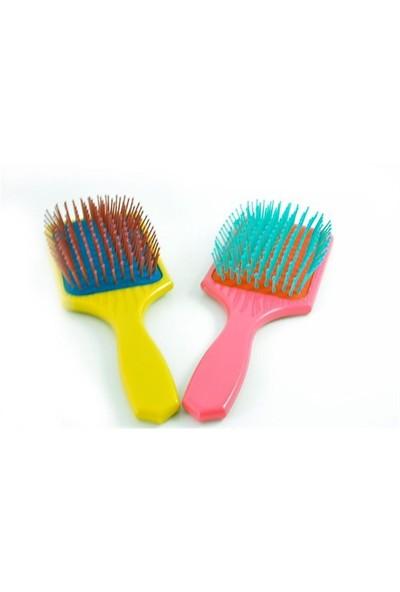 Elly Fhawaı01 Renkli Saç Fırçası