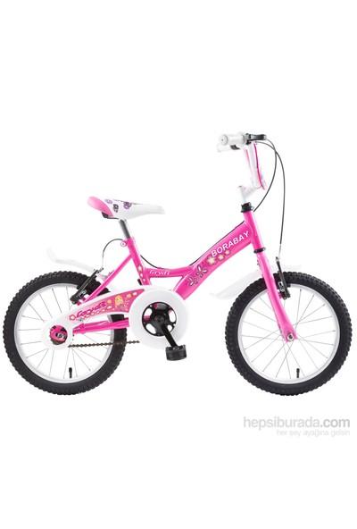 "Borabay Laydi 20"" Vitessiz Çocuk Bisikleti 2014 Pembe"