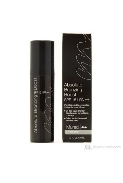 Dr. Murad Absolute Bronzing Boost Pa++ Spf 15