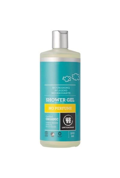 Urtekram Organik Duş Jeli - Kokusuz - Besleyici - Ekonomik Boy 500 ml.