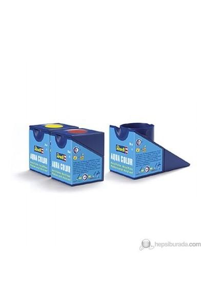 Revell-36185 Mat Kahverengi Plastik Maket Boyası (Su Bazlı Boya)