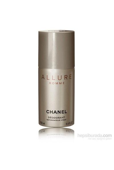 Chanel Allure Homme Deodorant 100 Ml -Erkek Deodorant