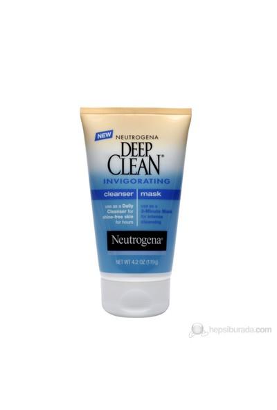 Neutrogena Deep Clean 2'si 1 arada Ferahlatıcı Maske 150 Ml