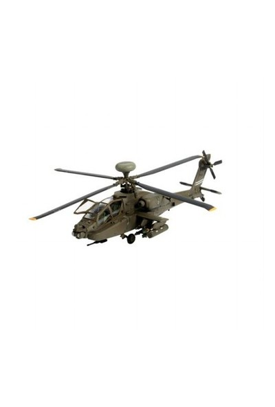 Revell Uçak Ah-64D Longbow Apache / 4046