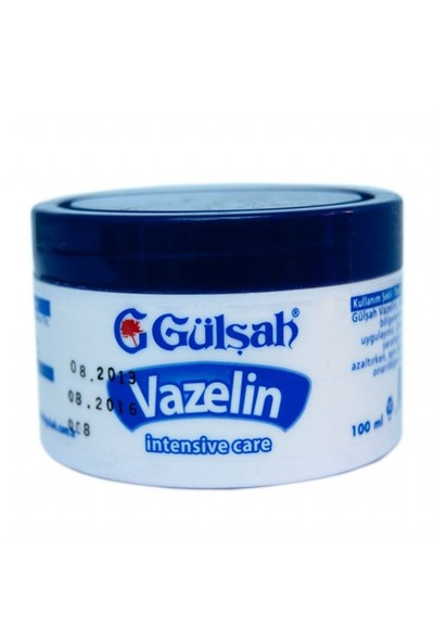 Gülşah Vazelin Naturel 80 Gr