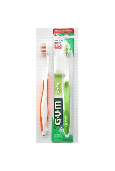Gum Sunstar Ortho Diş Fırçası