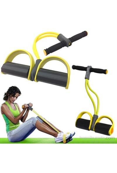Hepsi Dahice Egzersiz ve Form Aleti Waist Reducer
