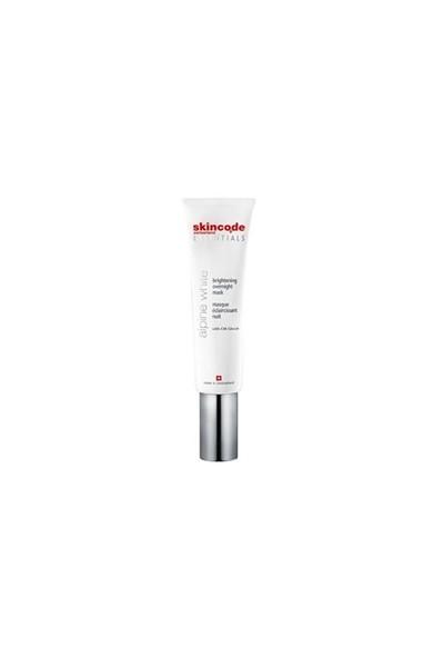Skincode Brightening Overnight Mask 50ml - Aydınlatıcı Gece Maskesi