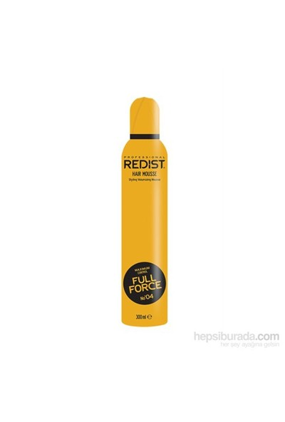 Redist Full Force Saç Köpüğü 300 Ml