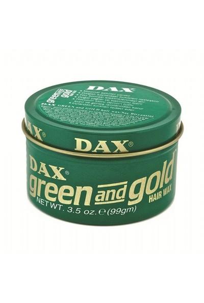Dax Green And Gold Wax Hafif Tutucu-Tüm 99 Gr