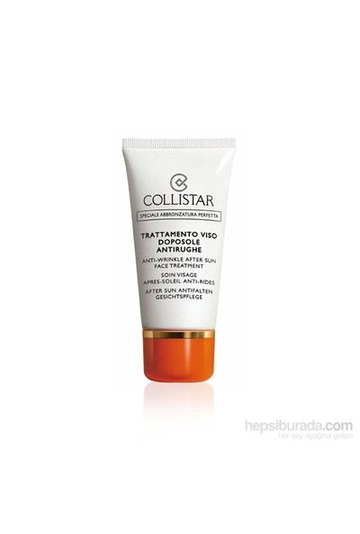 Collistar Anti-Wrinkle After Sun Face Treatment 50 Ml