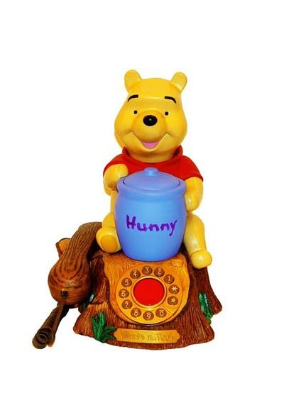 Winnie The Pooh Animasyonlu Telefon