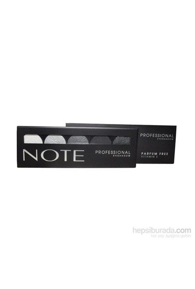 Note Professional Eyeshadow 105