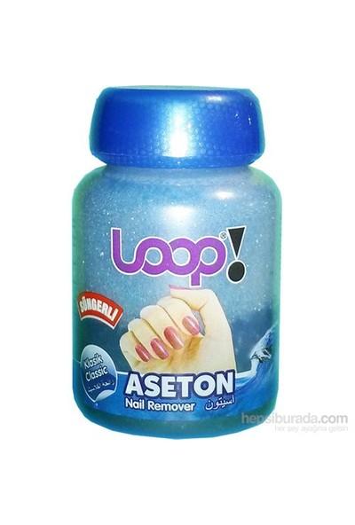 Loop Süngerli Klasik Aseton 75Ml