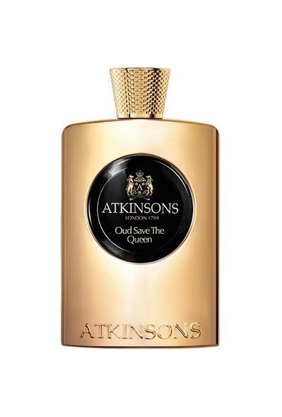 Atkinsons Oud Save The Queen Edp 100 Ml Kadın Parfüm
