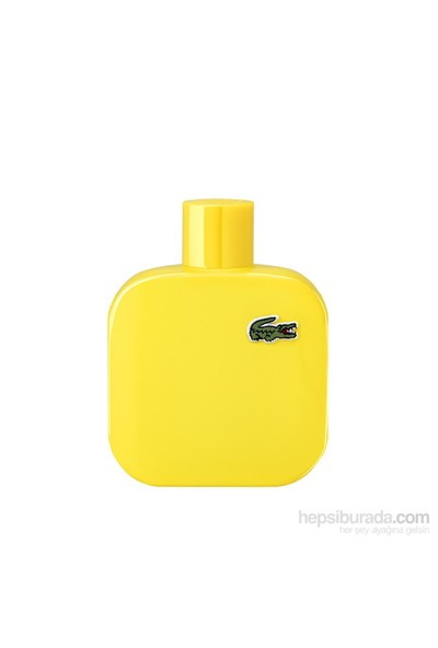Lacoste Eau De Lacoste Jaune Edt 100 Ml Erkek Parfüm