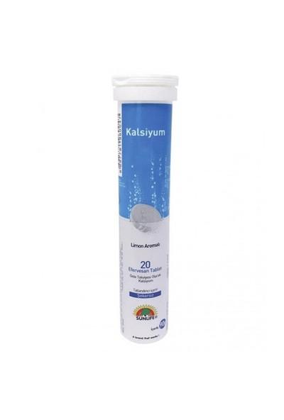 Sunlife Calcium Eff Tablet
