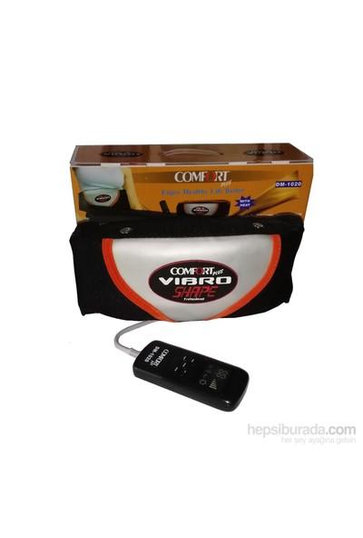 Comfort Plus Dm1020 Vibro Shape Mega 4 Isıtmalı Masaj Ve Zayıflama Kemeri