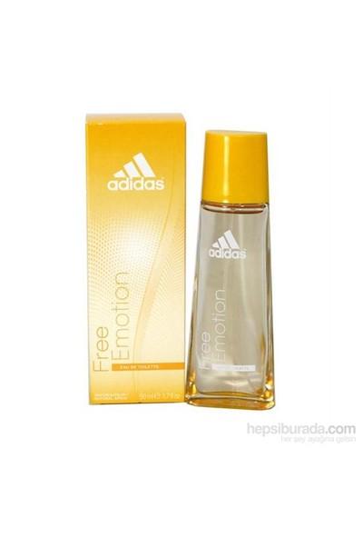 Adidas Free Emotion 50Ml Kadın Parfüm