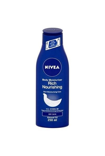 Nivea Besleyici Vücut Sütü (Yoğun Nemlendirici Bakım) 250Ml