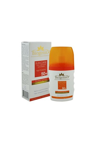 Biogenique Güneş Kremi Spf 50 150Ml