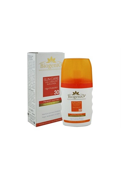 Biogenique Güneş Lotion Spf 30 150Ml