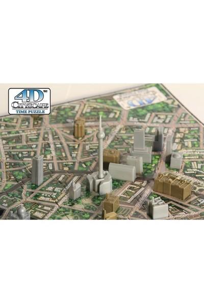 4D Cityscape Berlin Puzzle