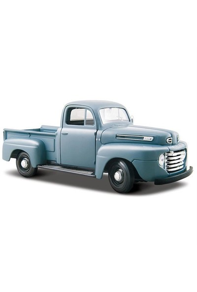 Maisto Ford-1 1948 1:24 Model Araba S/E Metalik Bronz