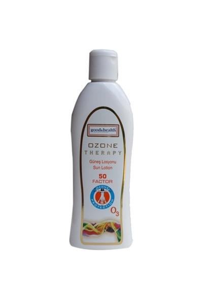 Good&Health Ozone Therapy Güneş Losyonu - 50 Factor